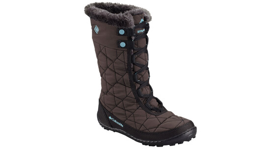 Columbia Minx II Boots Youth WP Omni-HEAT black/iceberg